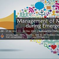 03 - Management of Media during Emergencies Course (3 Days)