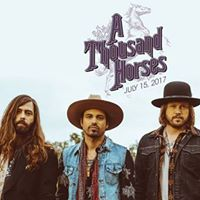A Thousand Horses at Cargo Concert Hall