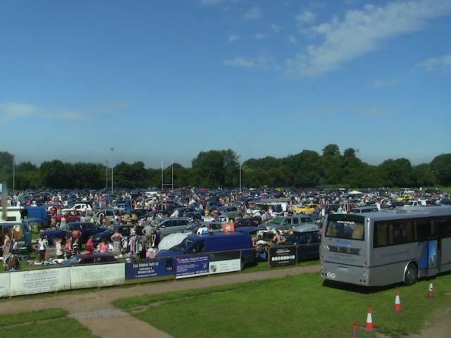Warlingham Car Boot Sale