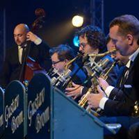 Rozhlasov Big Band Gustava Broma v Tboe
