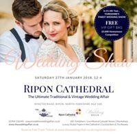Ripon Cathedral Wedding Fair