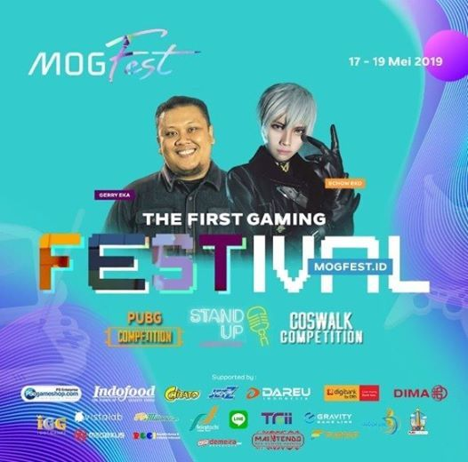 MogFest - First Gaming Festival