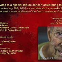 Curt Lowens Memorial Concert