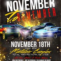November to Remember Car Truck  And Motorcycle Show
