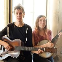 Anna &amp Elizabeth (Record Release) with Lonnie Holley