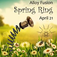 Alloy Fusion Spring Ring