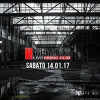 Tanta Roba the parties  Hangar22 Sabato 14.01.17