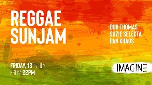 Reggae Sunjam at Imagine Bar