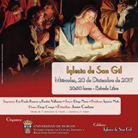 Concierto del Coro de la Universidad de Burgos