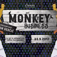 Monkey Business x an Seri v ivo