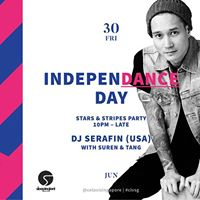 C LA VI Presents Indepen-Dance day ft. DJ Serafin [USA]