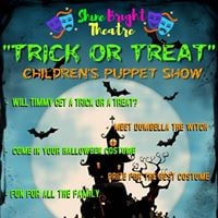 Trick or Treat - Childrens Puppet Show