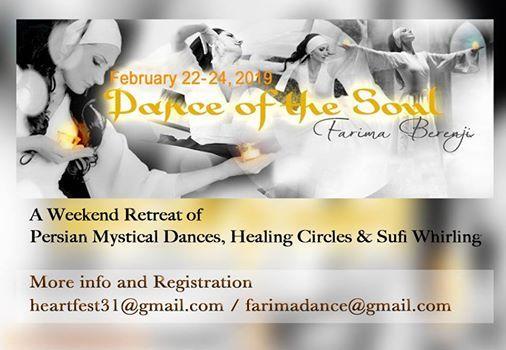 Dance of the Soul Retreat