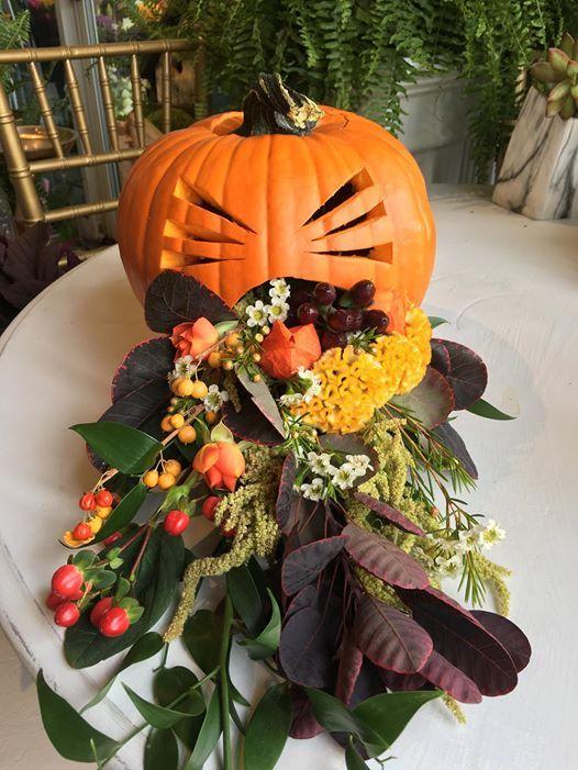 Puking Pumpkins Family Workshop