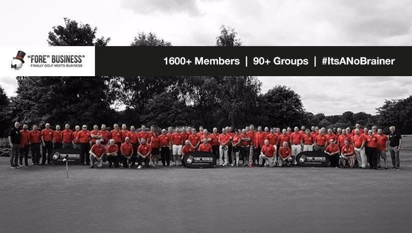 Fore Business Bedford - Golf and Networking