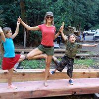 2019 Family Yoga Retreat in Sonoma at Westerbeke Ranch, Sonoma