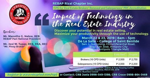 Impact of Technology in the Real Estate Industry