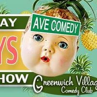 Avenue Comedy Presents &quotBroken Toys&quot at GVCC on 5.30.2017
