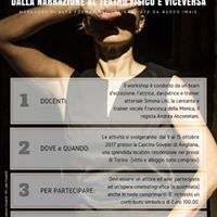 Workshop &quotDalla narrazione al teatro fisico e viceversa&quot
