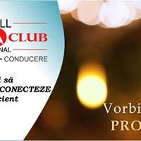 Lansare Maxwell Speakers Club Sibiu - Hermannstadt.
