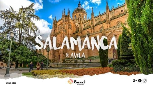 Day Trip to Salamanca & vila ONLY 22