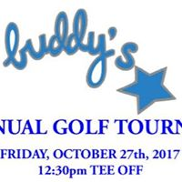 Buddys 33rd Annual Golf Tournament at Providence Golf Club