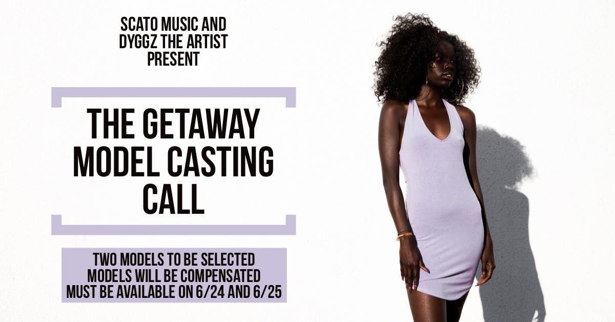 The Getaway Model Casting Call and Mixer at Guns and Roses