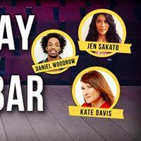 Perfect 10 Presents Saturday At Comedy Bar  June 3rd
