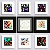 3D Paper Mosaic LIVE Online Workshop