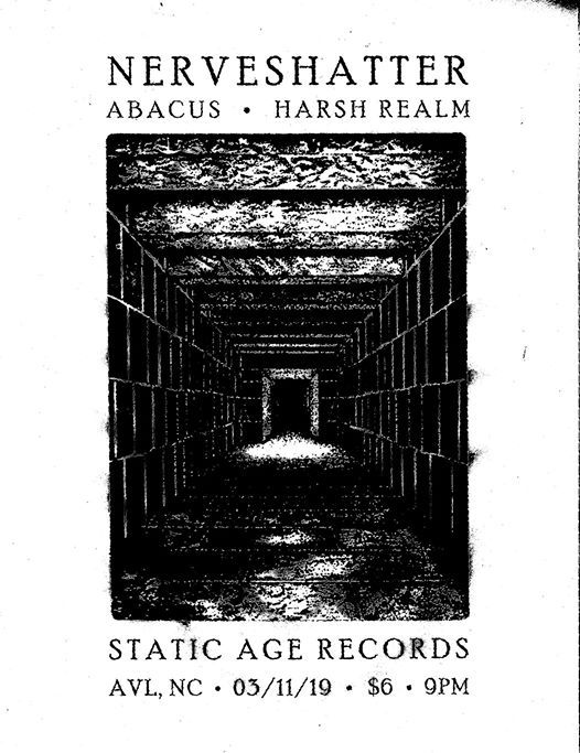Nerveshatter Abacus Harsh Realm at Static Age