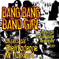 LIVE  Bang Bang Band Girl (rock NL)