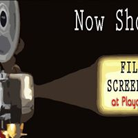 Now Showing . Film Screenings at Playground
