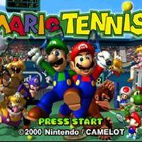 Mario Tennis - Doubles