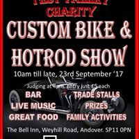 Charity Custom Bike &amp Hod Rod Show
