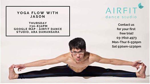 Yoga Flow with Jason