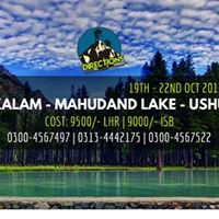 3 Days tour - Kalam Mahudand Lake and Ushu Forest