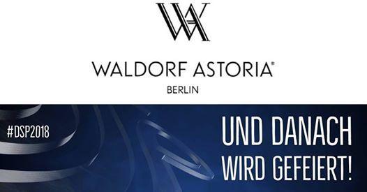 Aftershow-Party Deutscher Schauspielpreis 2018