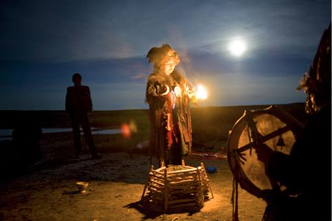 Shamans of Siberia Documentary Project in the Tuva Republic