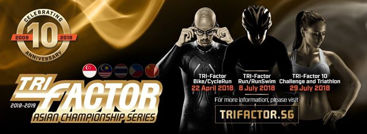 TRI-Factor Bike CycleRun 2018