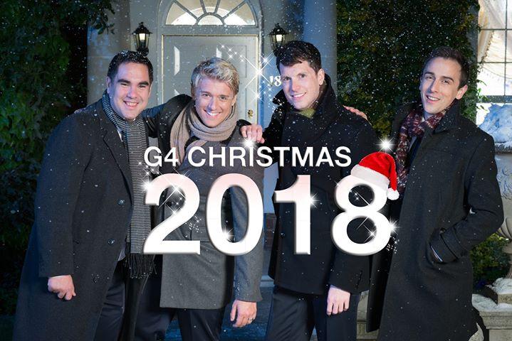 G4 Christmas 2018 Durham At Durham Cathedral Durham
