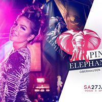 Pink Elephant - Sa. 27. Januar  Steffy Oberhausen