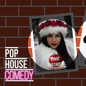 POP HOUSE Comedy  Zinat Pirzadeh &amp Sven Brundin
