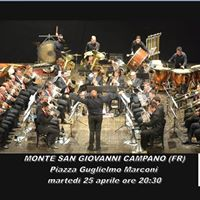 Italian Brass Band in Concert