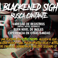 A Blackened Sight busca cantante