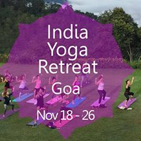 India Yoga Retreat - Goa