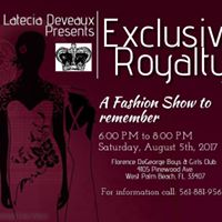 A Fashion Show to Remember