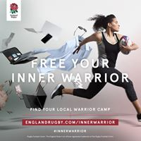 Macclesfield Ladies Rugby Inner Warrior Camp