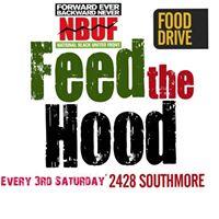 NBUF Houston Feed The Hood (Every 3rd Saturday)
