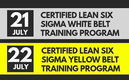 Lean Six Sigma White & Yellow Belt Training in Iloilo City