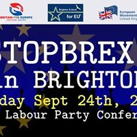 Stop Brexit in Brighton